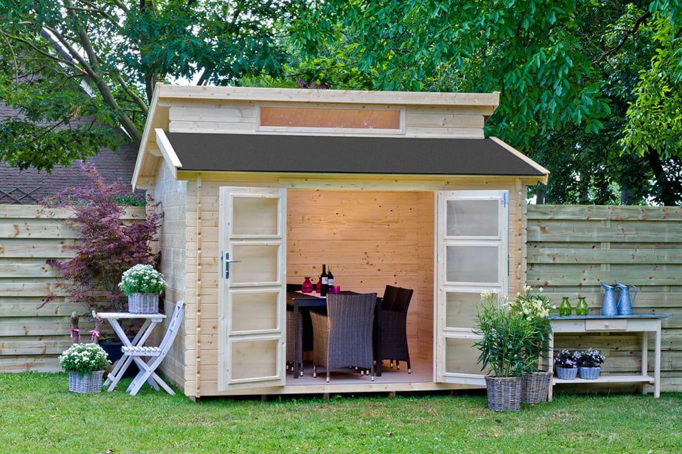 abri de jardin benno chez olg france tous aux abris de jardin journal des femmes. Black Bedroom Furniture Sets. Home Design Ideas