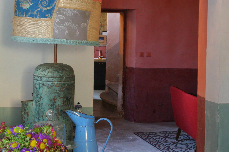 Murs bicolores 20 id es d 39 associations de couleurs journal des femmes for Couleur restaurant tendance