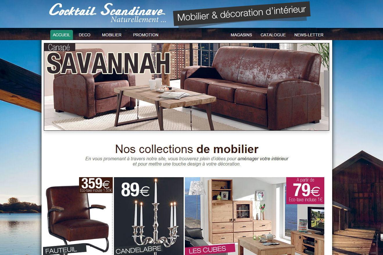 acheter chez cocktail scandinave pour une d co petits prix journal des femmes. Black Bedroom Furniture Sets. Home Design Ideas