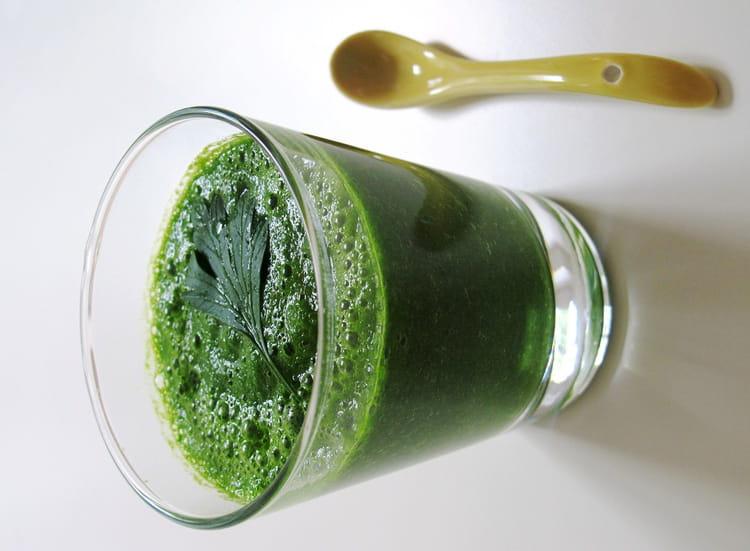 Jus de persil et concombre : Les recettes minceur pour un