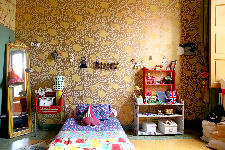 Chambre Enfant Coloree Chambre Avec Lit Armoire Et Bureau Color