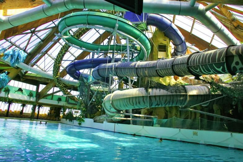 Aqualud du touquet jeux d 39 eau en bord de mer journal for Piscine le touquet