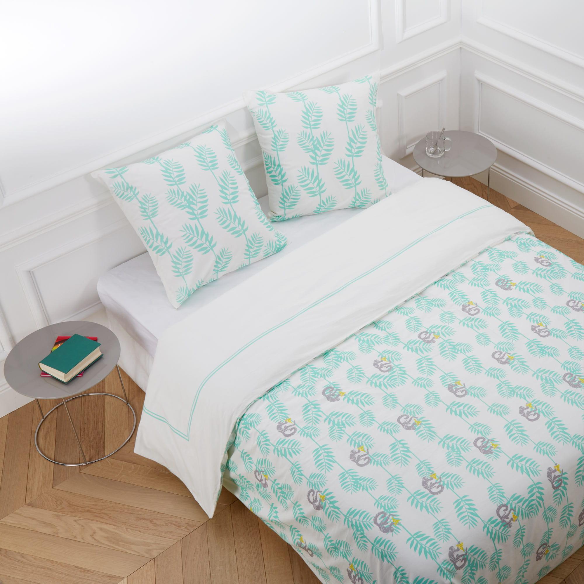 linge de lit original linge de lit original du linge de lit en lin pour la chambre journal des. Black Bedroom Furniture Sets. Home Design Ideas