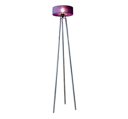 lampadaire nonne de graine d 39 int rieur couleurs et motifs d co le violet journal des femmes. Black Bedroom Furniture Sets. Home Design Ideas