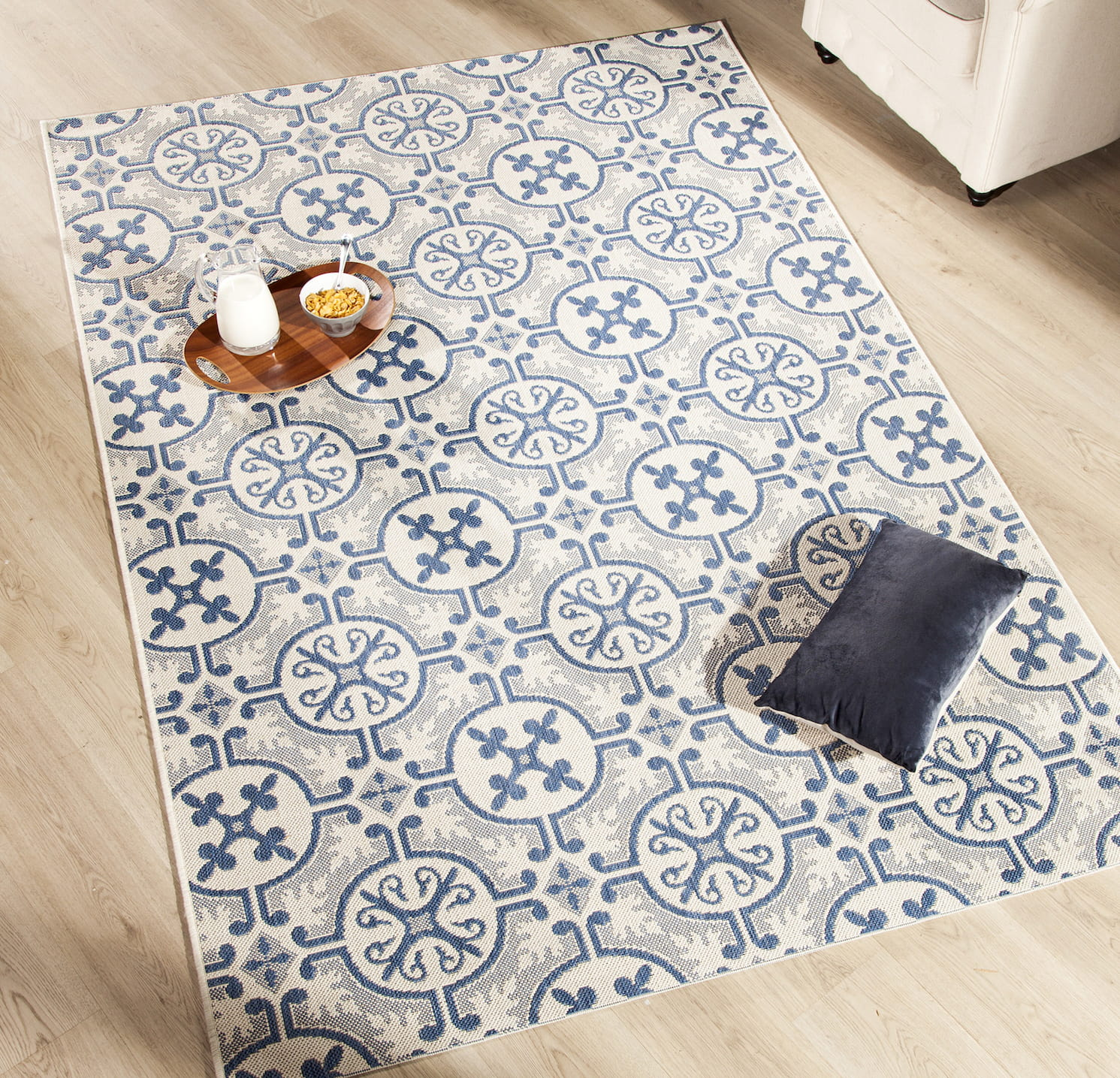 Carrelage design tapis carreaux de ciment moderne for Carreaux de ciment occasion