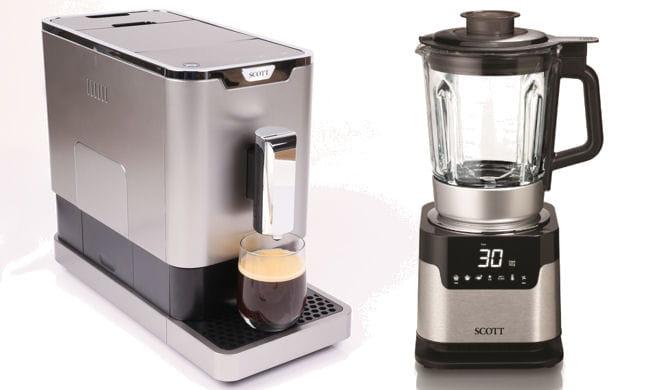 Concours en avril gagnez un lot de blender chauffant et une machine caf - Machine a cafe broyeur ...