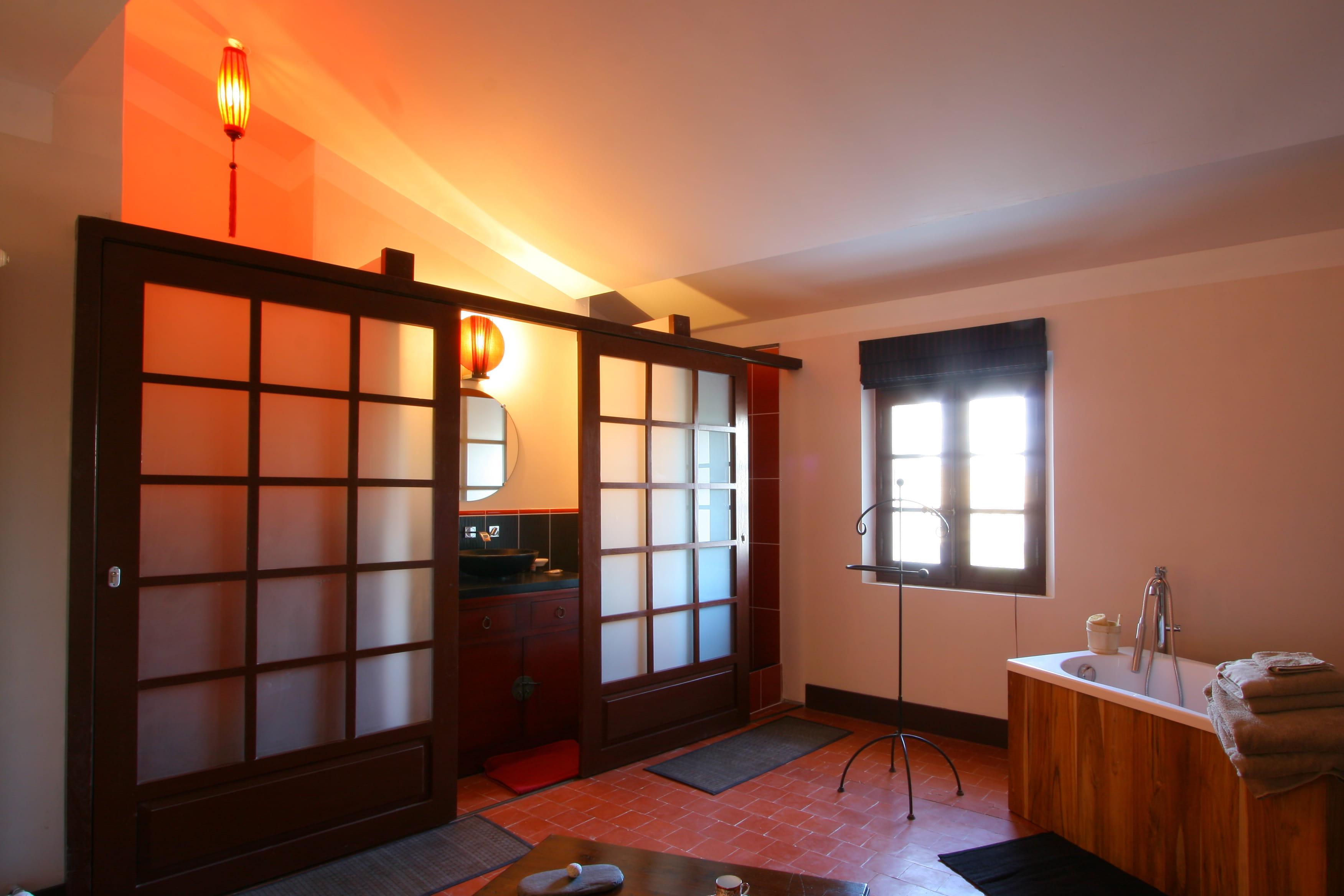 fa on panneaux japonais cloison mi hauteur quels sont ses avantages journal des femmes. Black Bedroom Furniture Sets. Home Design Ideas