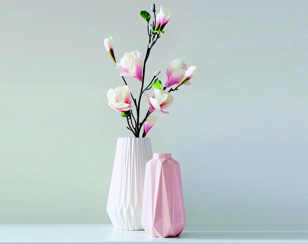 vase origami par becquet. Black Bedroom Furniture Sets. Home Design Ideas