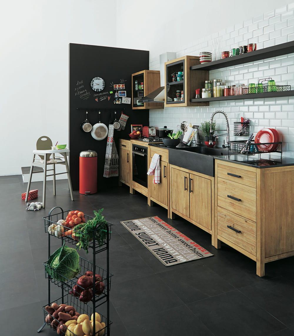 Cuisine lys d 39 alin a for Alinea meuble de cuisine