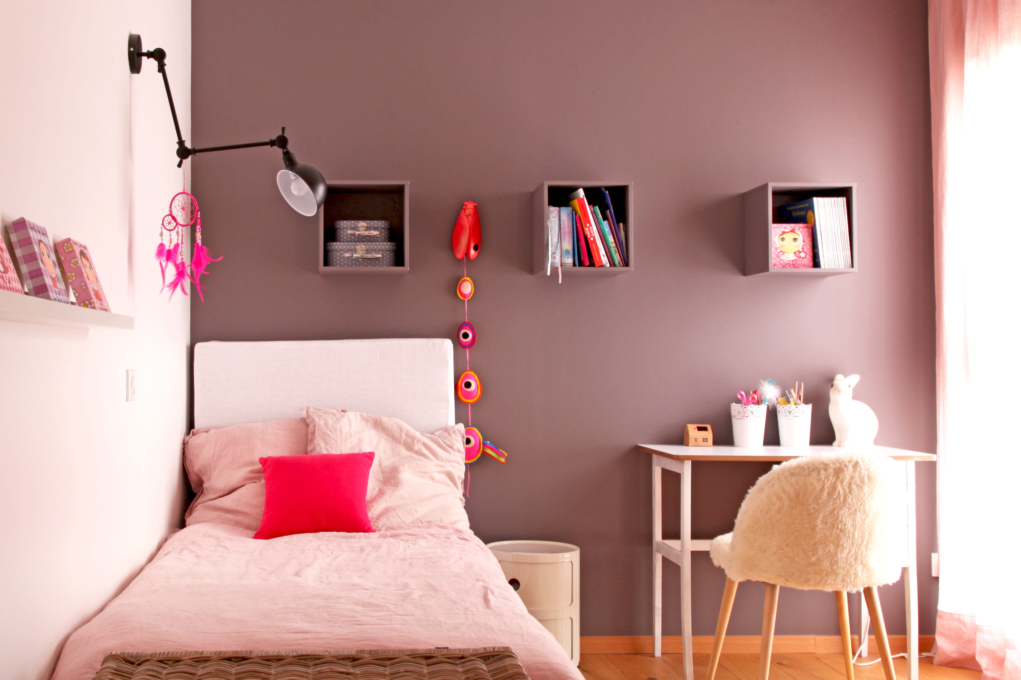 Emejing idee couleur chambre a coucher images amazing - Idee de couleur pour une chambre ...