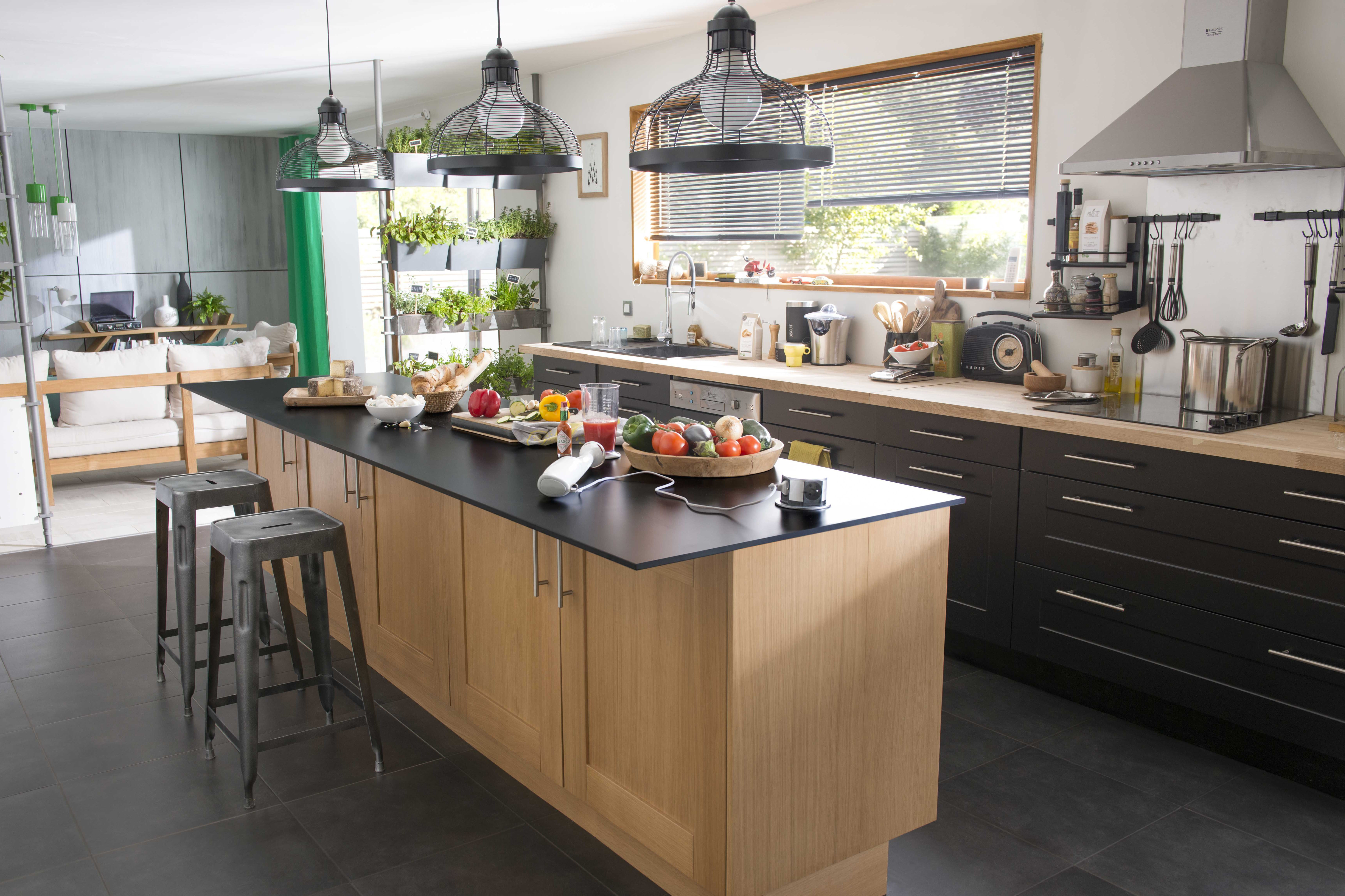 Cuisine Moderne Pays Idees De Decoration