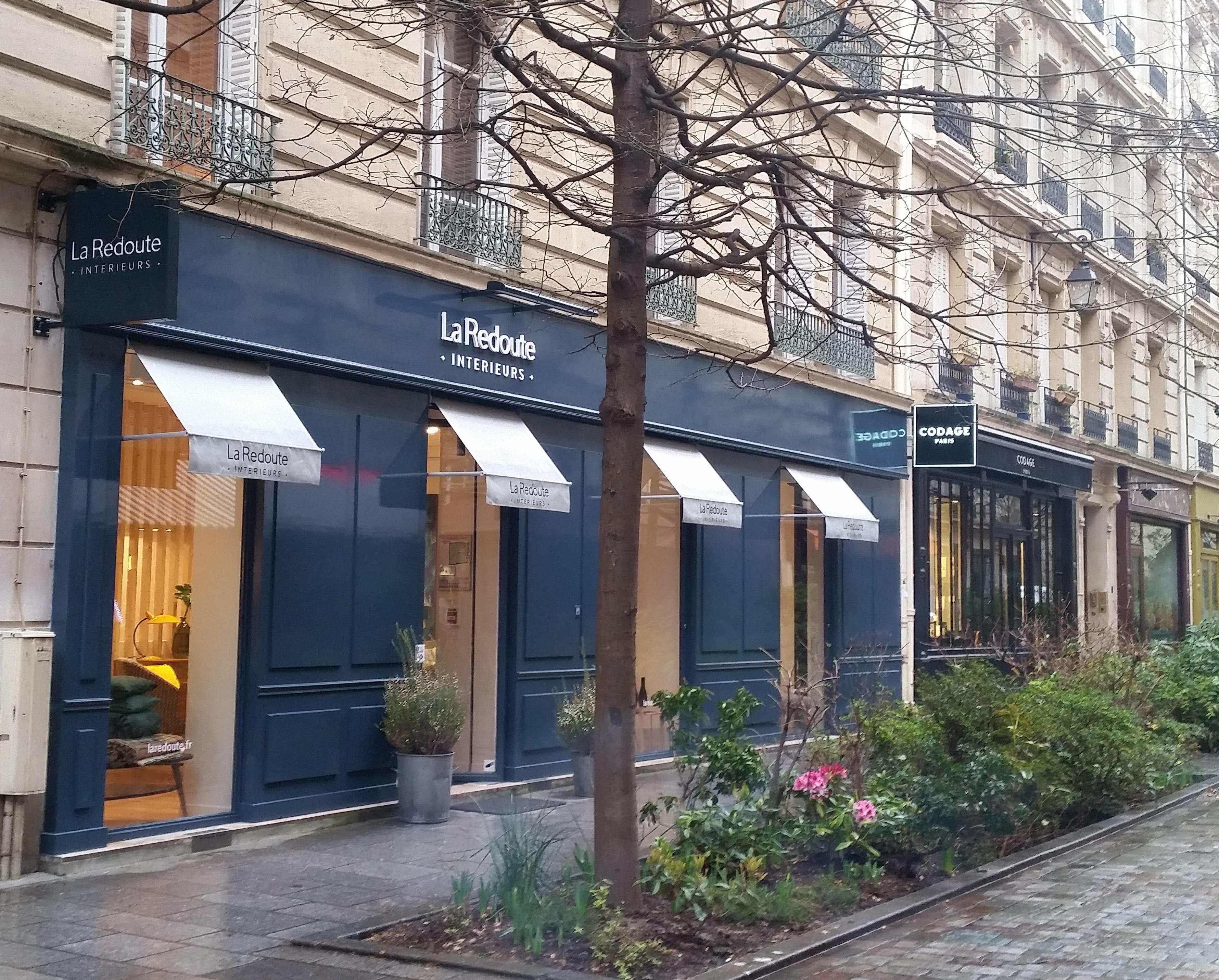 La redoute int rieurs ouvre sa premi re boutique - La redoute magasin paris ...