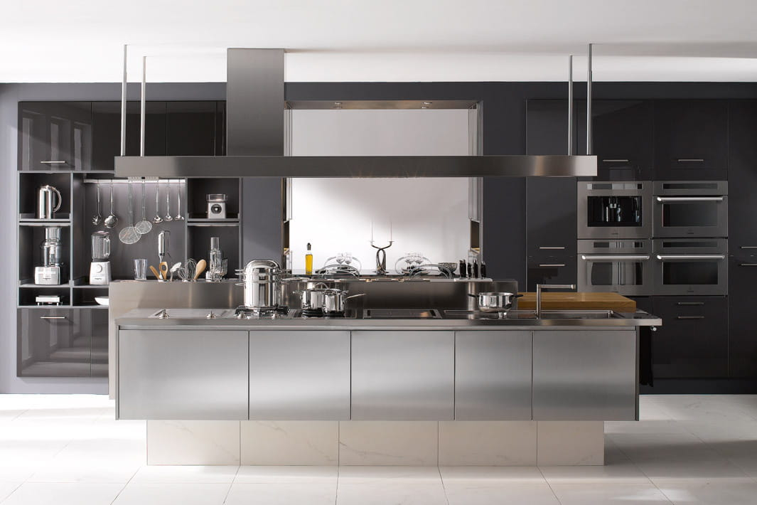 cuisine inspiration professionnelle de perene la cuisine perene en 10 mod les journal des femmes. Black Bedroom Furniture Sets. Home Design Ideas