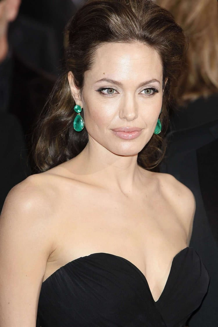 Angelina jolie sa maigreur inqui te - Journal des femmes com ...