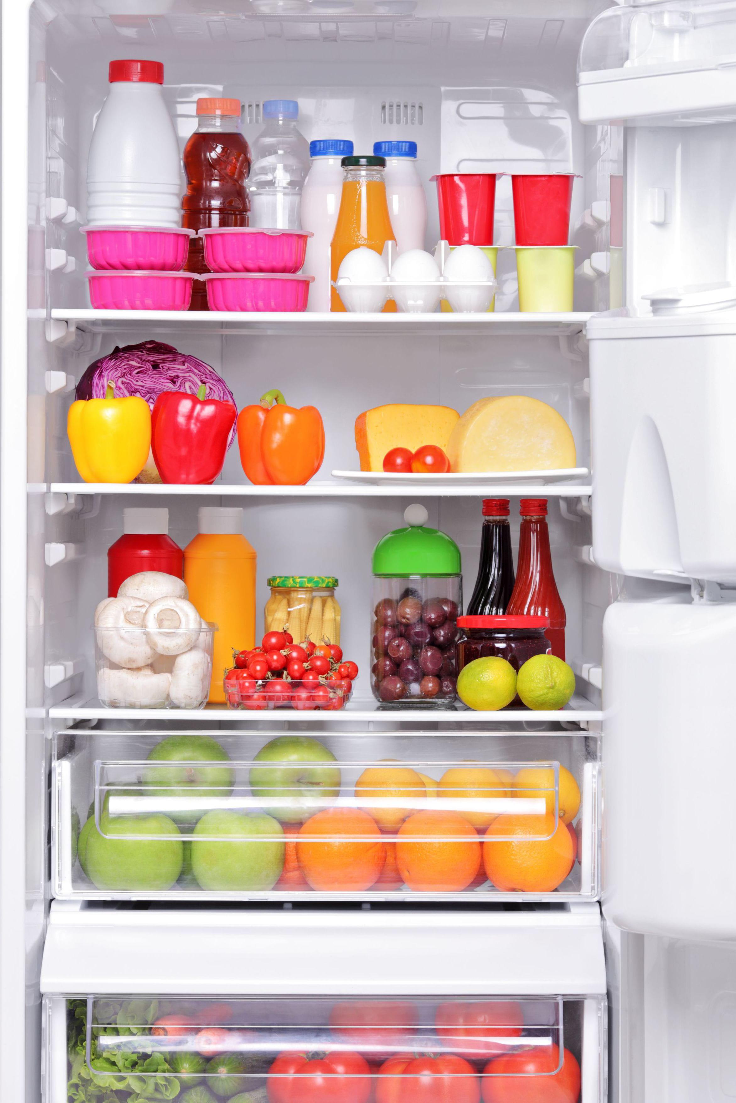 de la vari t dans son frigo et ses placards 10 conseils pour perdre du poids sans faire de. Black Bedroom Furniture Sets. Home Design Ideas