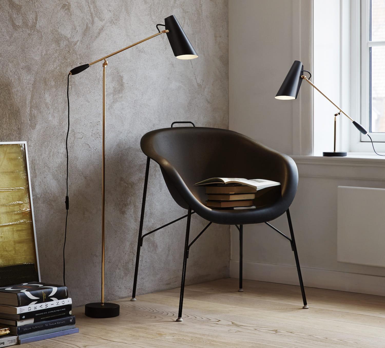 le lampadaire industriel vintage je veux un lampadaire industriel articul journal des femmes. Black Bedroom Furniture Sets. Home Design Ideas