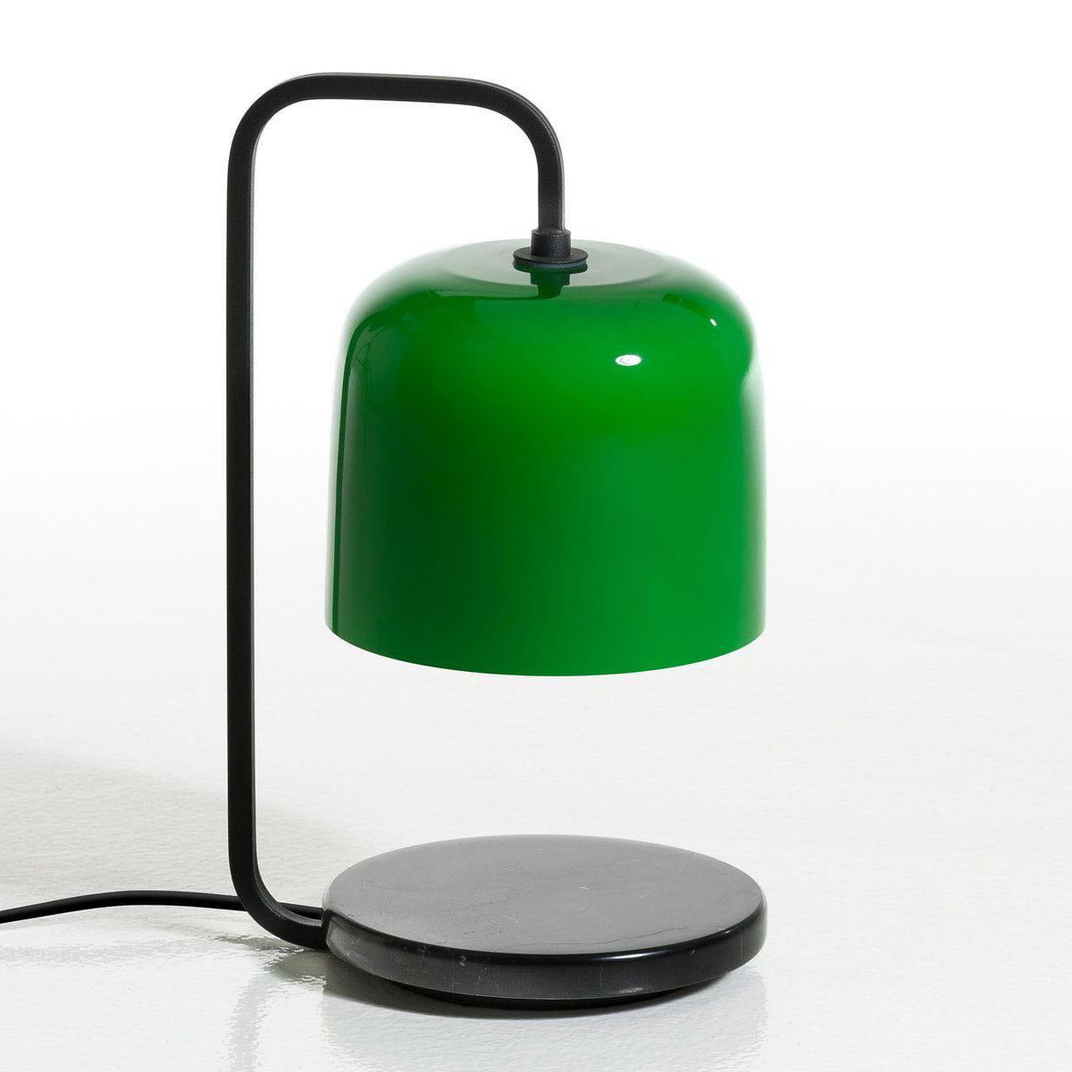 la lampe vert bouteille. Black Bedroom Furniture Sets. Home Design Ideas