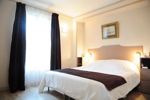 Chambre beige for Deco chambre romantique beige