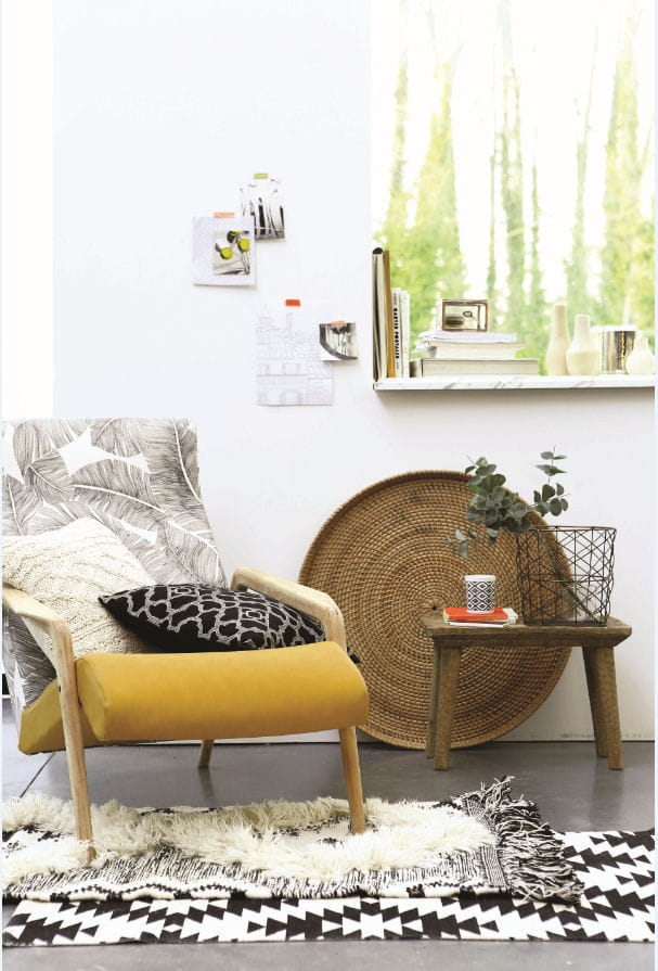 pimkie home une nouvelle marque d co journal des femmes. Black Bedroom Furniture Sets. Home Design Ideas