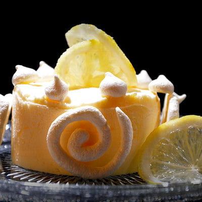 souffl glac au citron d licieux desserts au citron. Black Bedroom Furniture Sets. Home Design Ideas