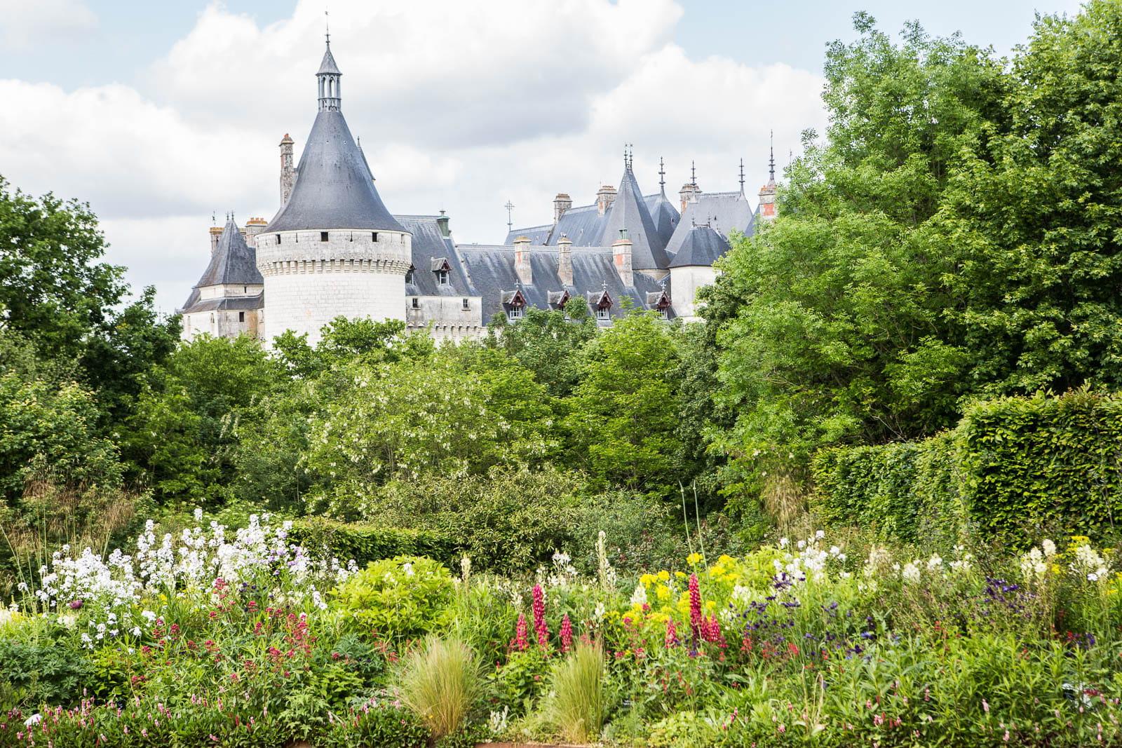 Chaumont sur loire une vision merveilleuse des jardins - Jardin chaumont sur loire ...