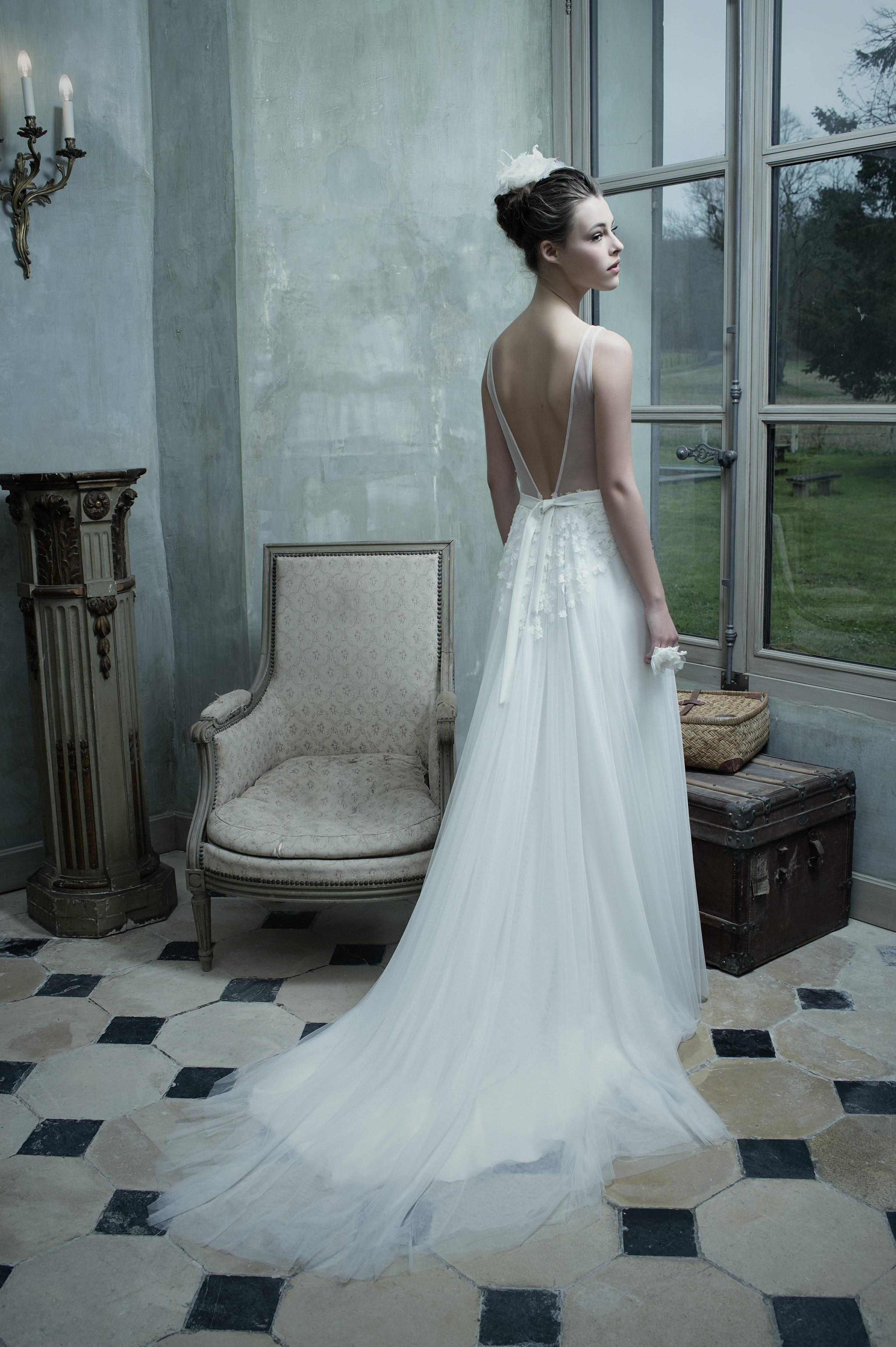 Robe de mariée Banyuls