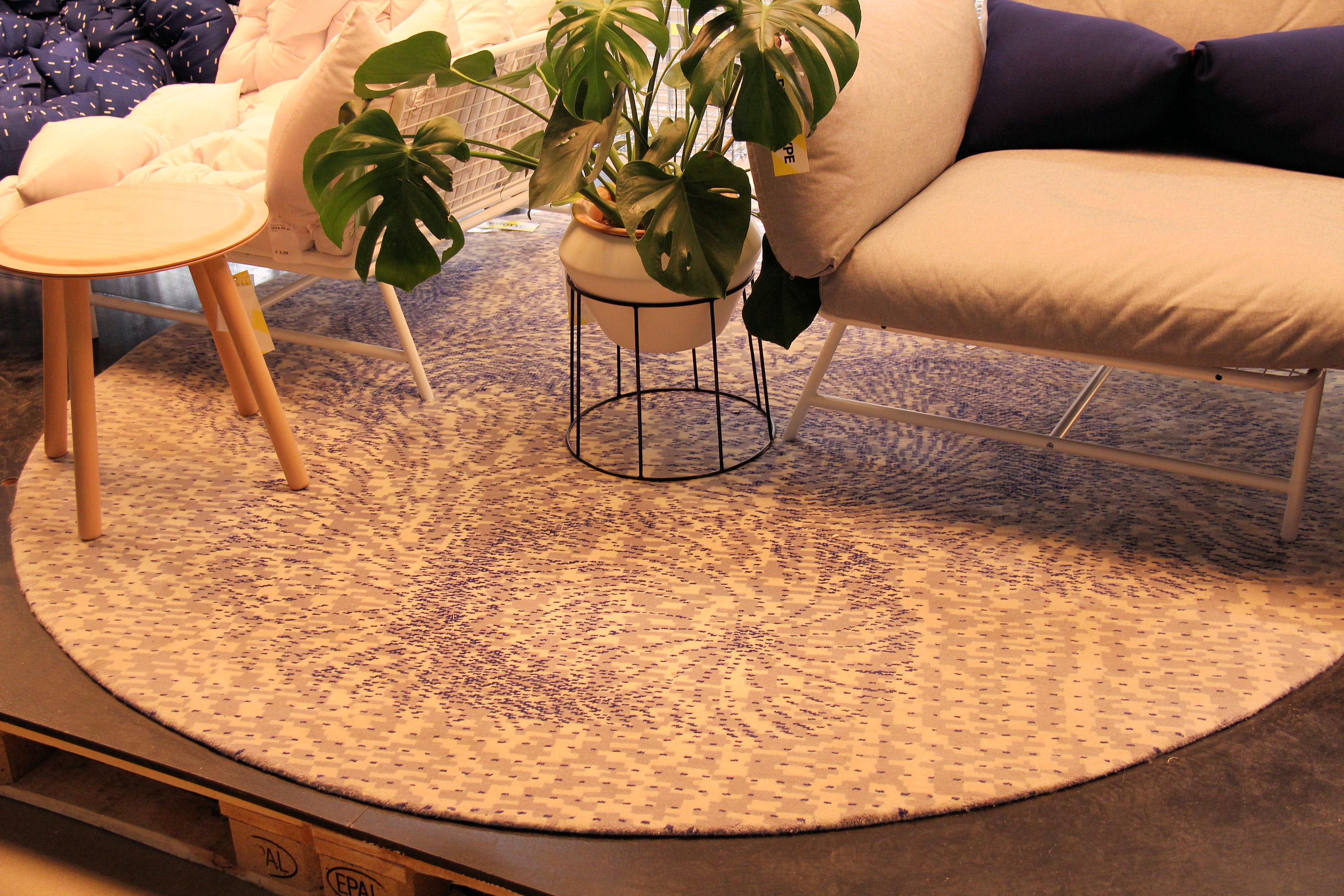 Ikea Tapis Sisal Ikea Tapis Design Poil Long Marron Xcm Vintage