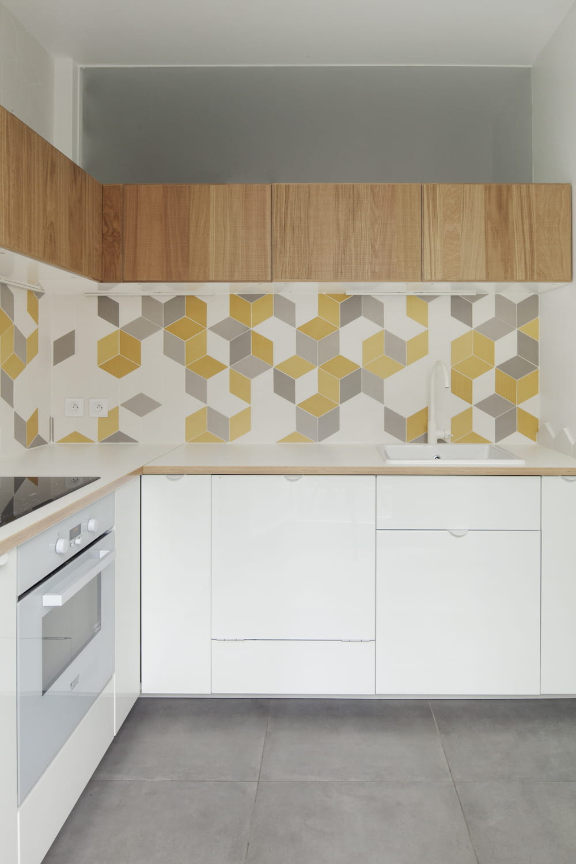 des meubles de cuisine design et fonctionnels un bel. Black Bedroom Furniture Sets. Home Design Ideas