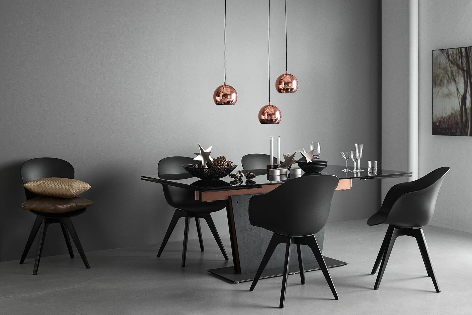 comment clairer la salle manger journal des femmes. Black Bedroom Furniture Sets. Home Design Ideas