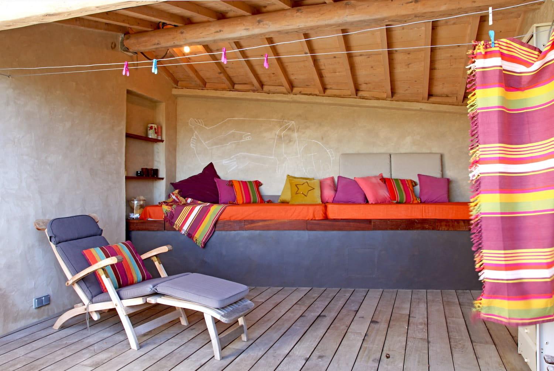 Terrasse 15 id es pour se cr er une d co boh me - Deco jardin journal des femmes toulouse ...