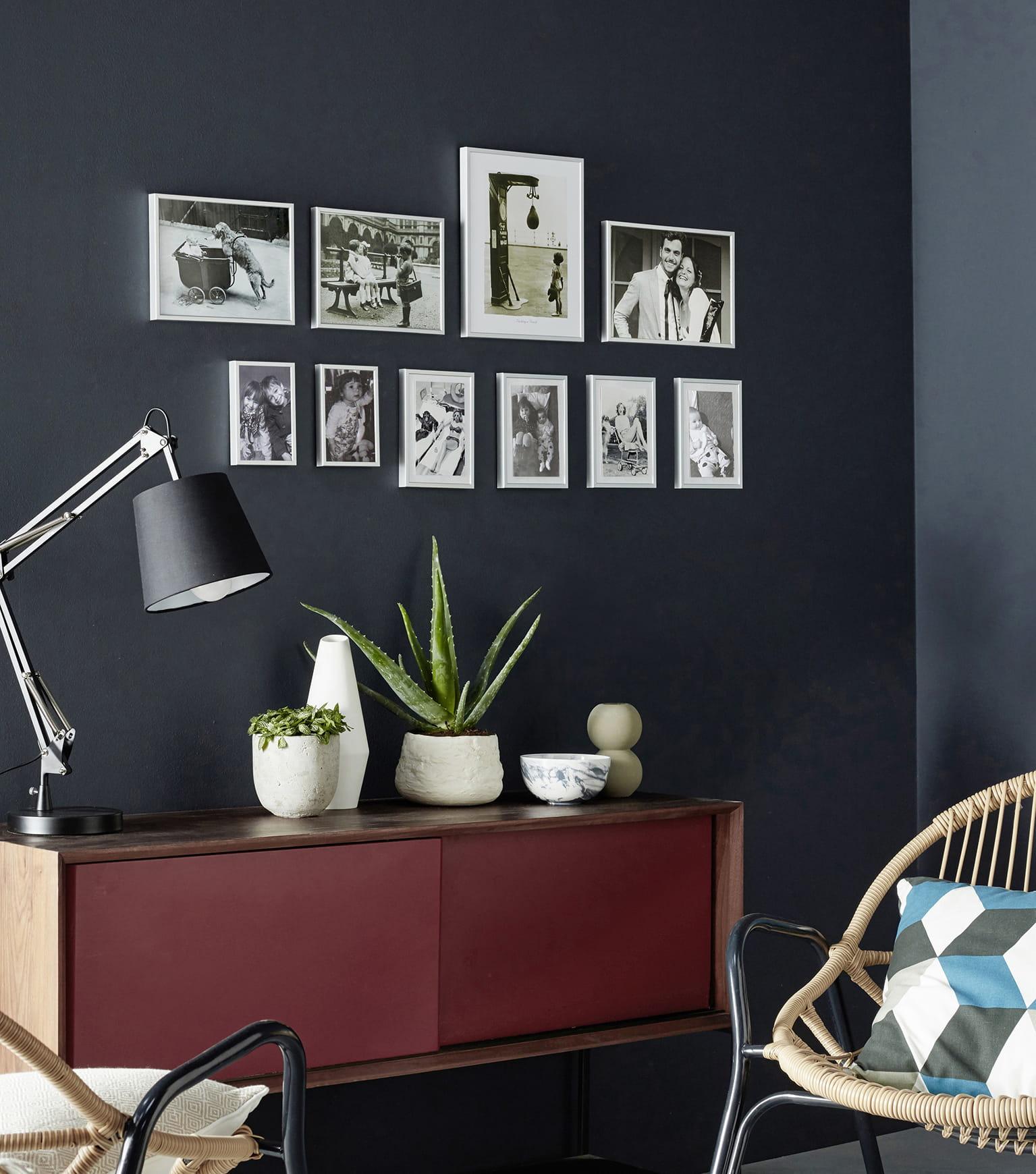 les erreurs viter avec une pi ce sombre. Black Bedroom Furniture Sets. Home Design Ideas