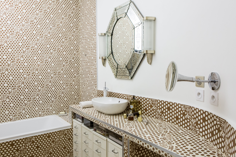 salle de bain art dco et moderne - Salle De Bain Art Et Decoration