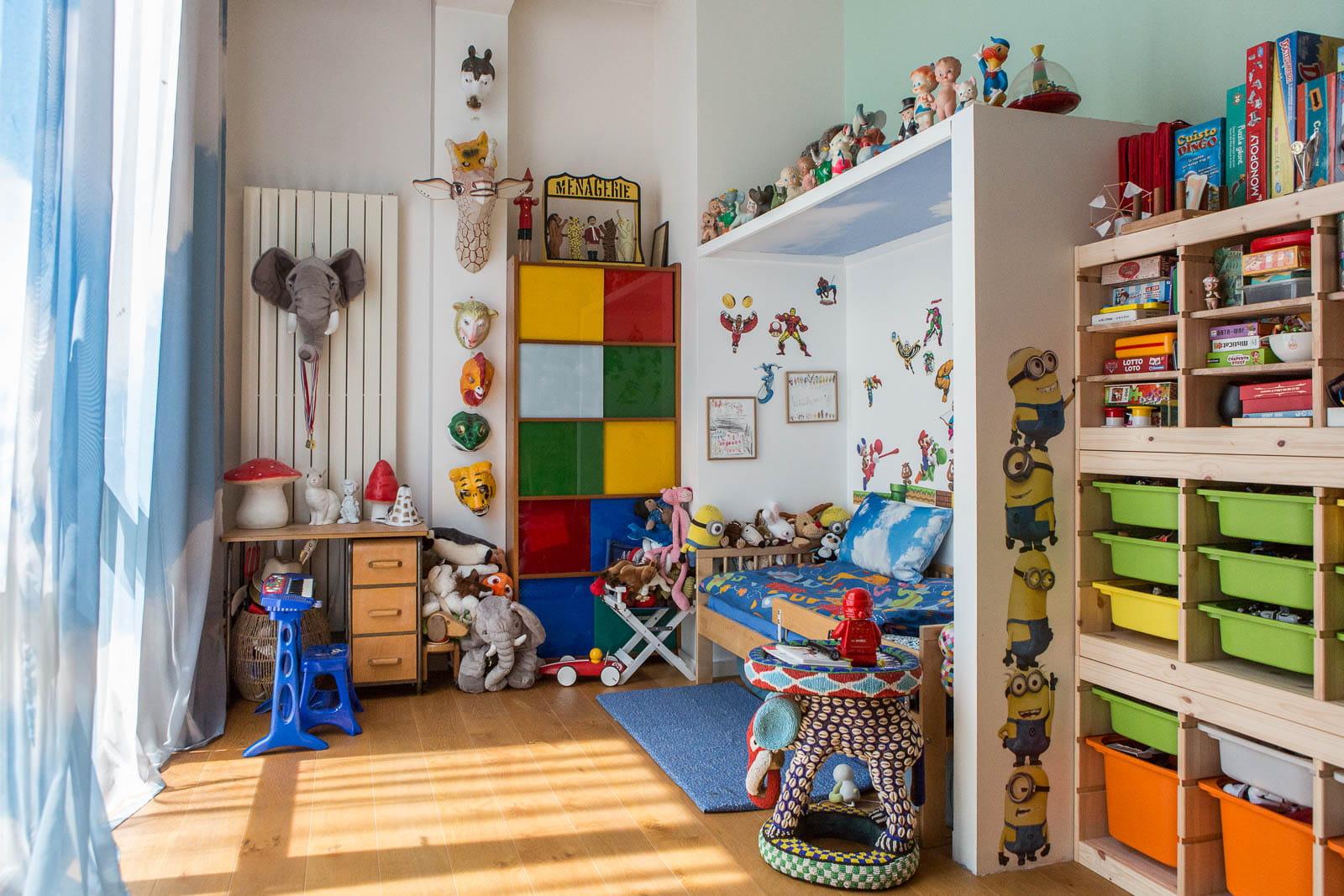 Une chambre pour petit ange exub rant duplex avec rooftop chez sandrine al - Deco chambre campagnarde ...