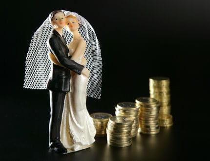 combien co te un mariage quel budget pour votre mariage journal des femmes. Black Bedroom Furniture Sets. Home Design Ideas