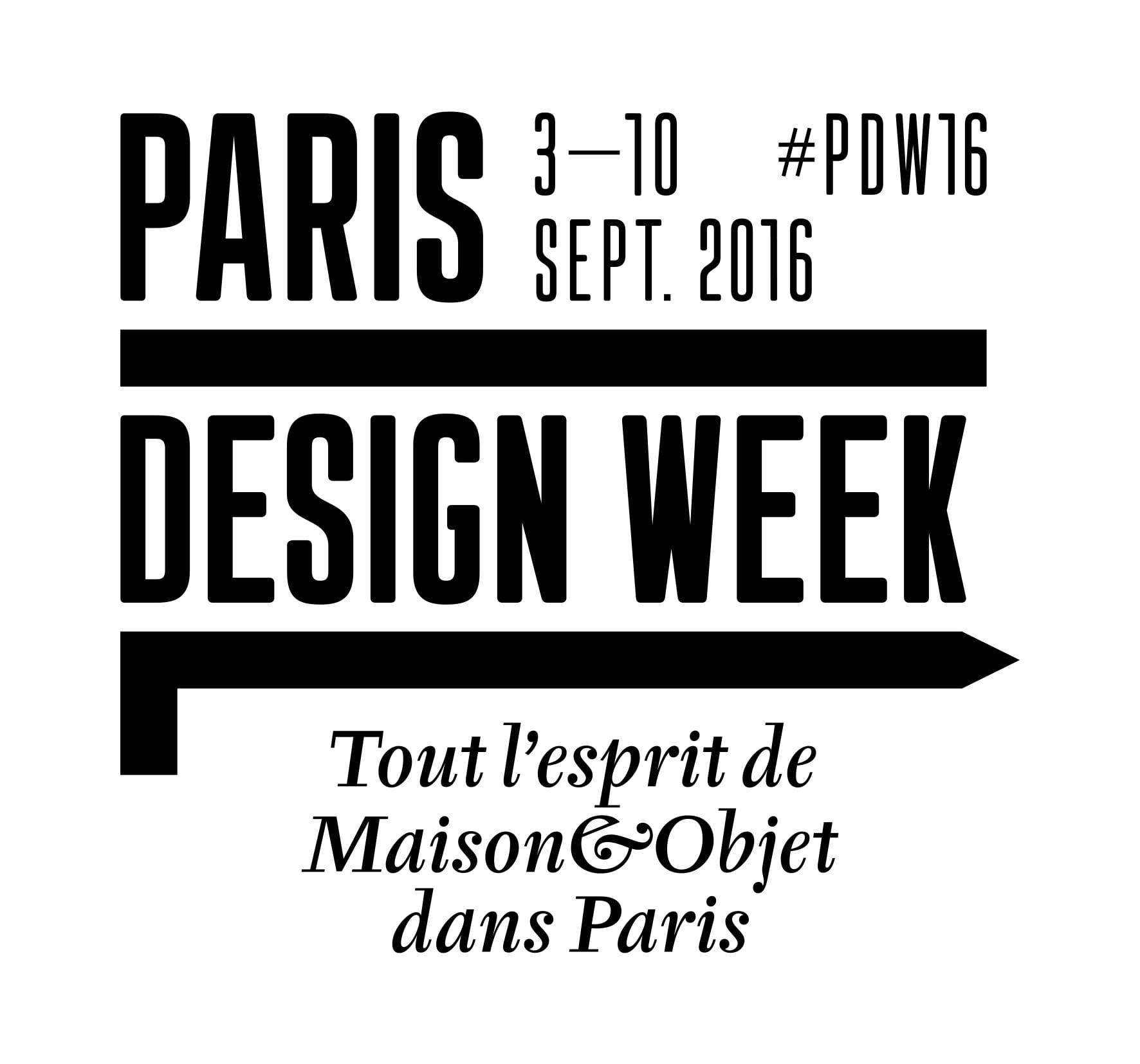 paris design week 2016 date programme now le off parcours toutes les infos journal des. Black Bedroom Furniture Sets. Home Design Ideas