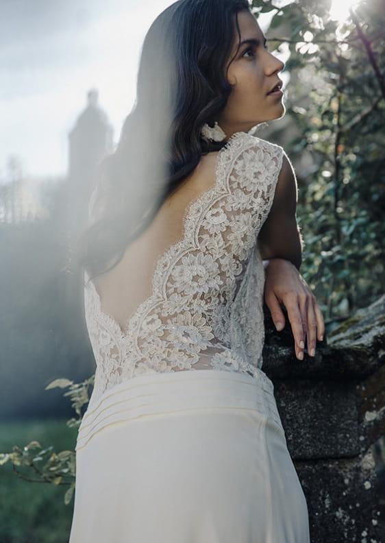 Robe de mariée dos nu, Laure de Sagazan : Les plus belles robes de ...