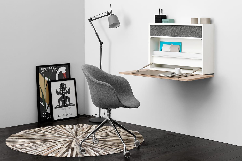 chaises de bureau 10 mod les ergonomiques et d co pour la rentr e journal des femmes. Black Bedroom Furniture Sets. Home Design Ideas