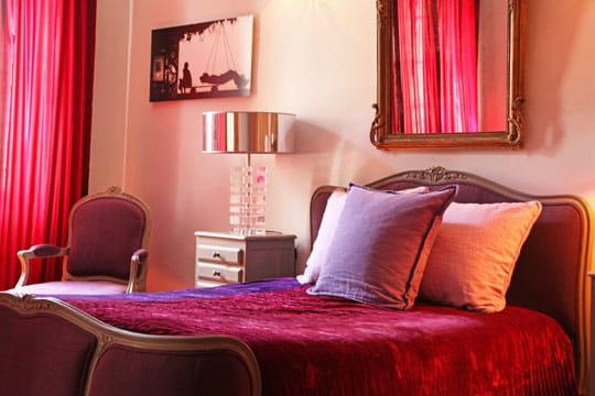 La palette des couleurs chaudes en d co - Deco salon couleur chaude ...