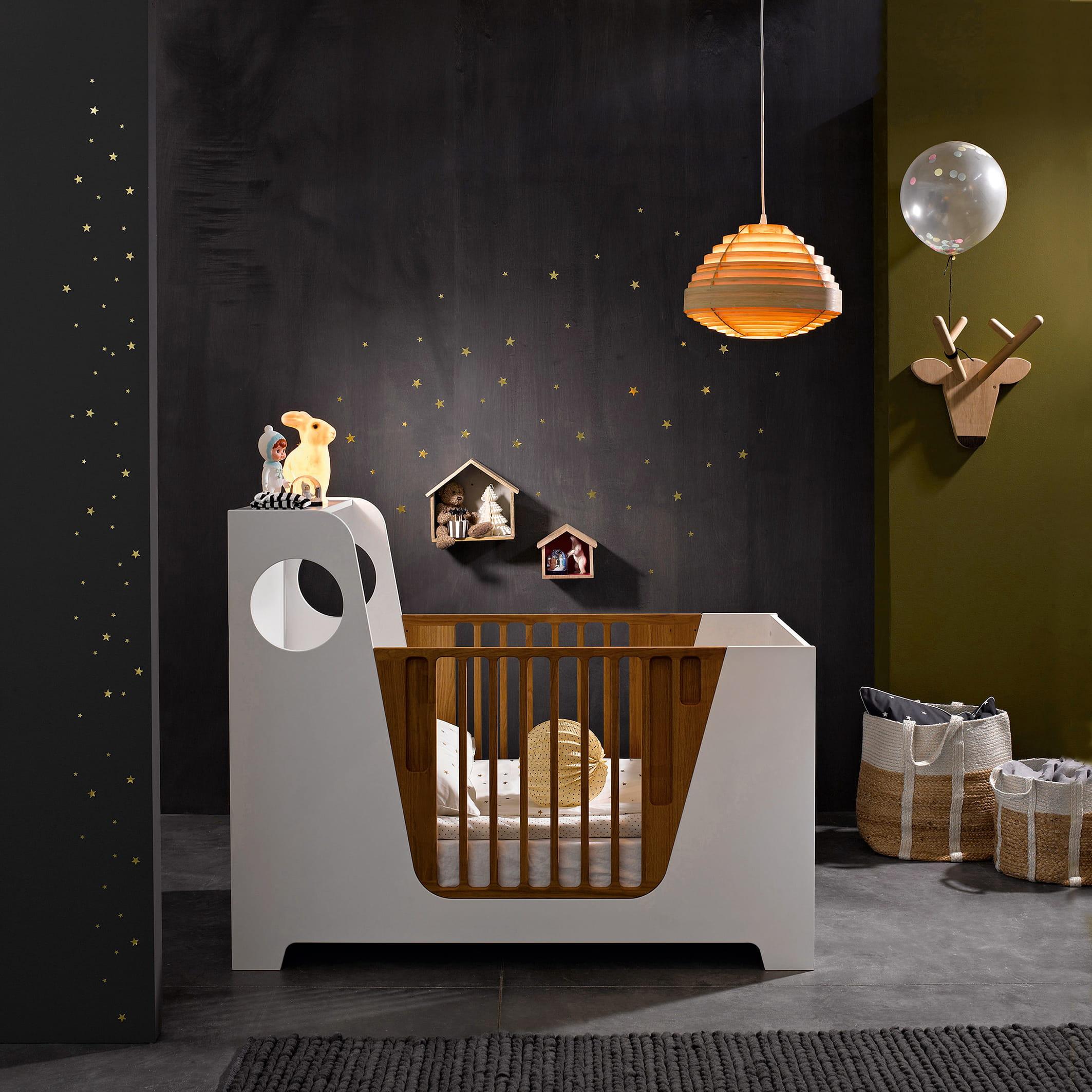 Comment éclairer une chambre de bébé ?