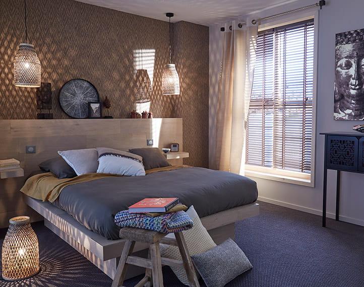 comment clairer une chambre. Black Bedroom Furniture Sets. Home Design Ideas