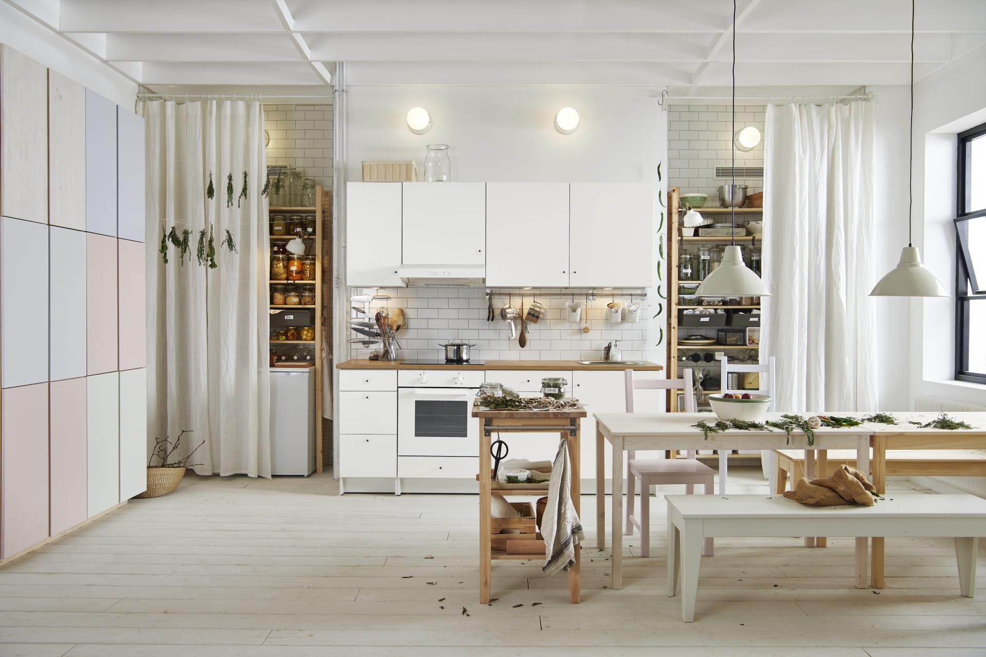 Cuisine Moderne Maison Ancienne : Cuisine Knoxhult par IKEA  Tous dans la cuisine avec les nouveautés
