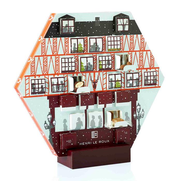 calendrier de l 39 avent henri le roux. Black Bedroom Furniture Sets. Home Design Ideas