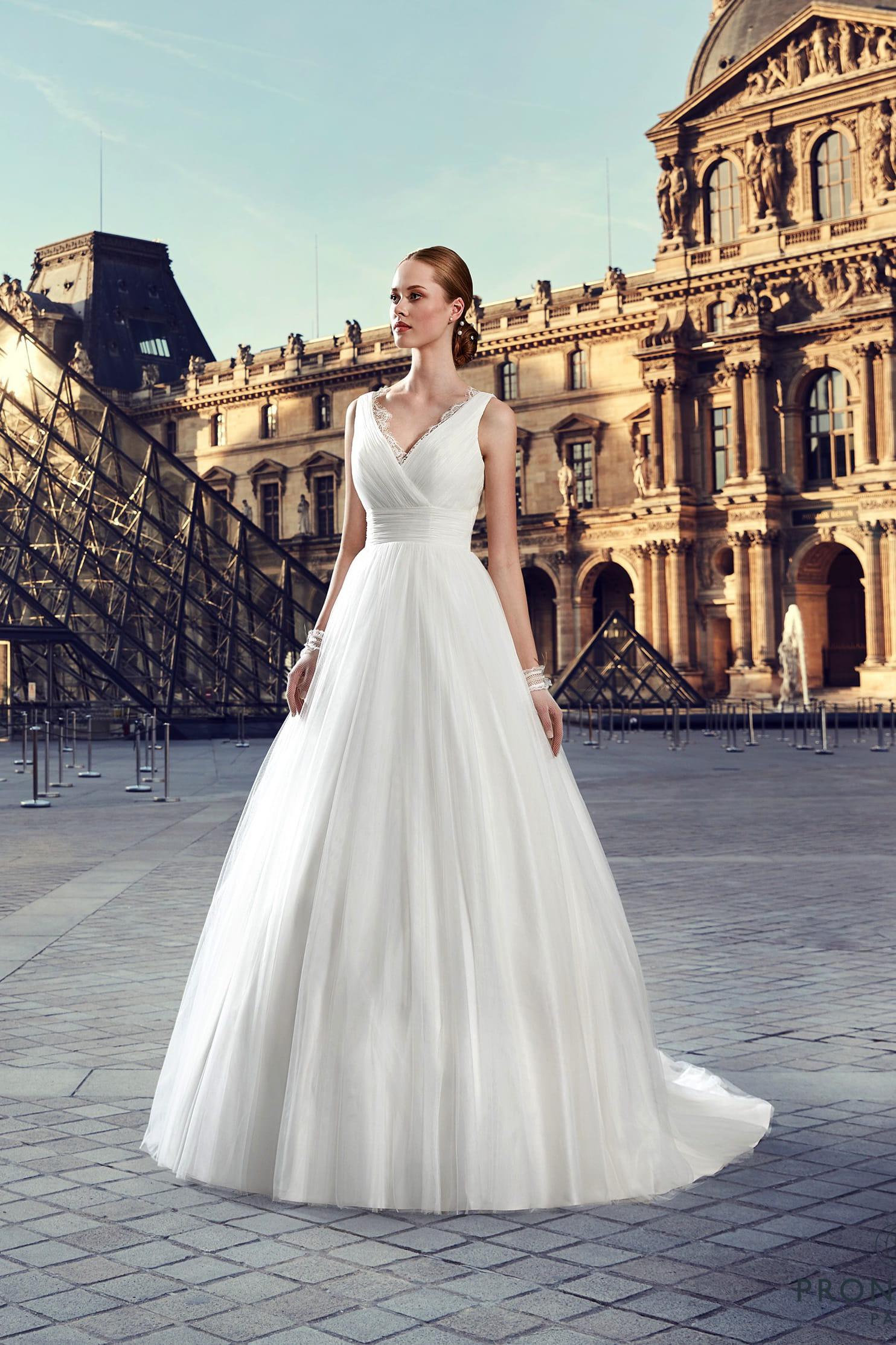 Robe de mariée Chaumont, Pronuptia