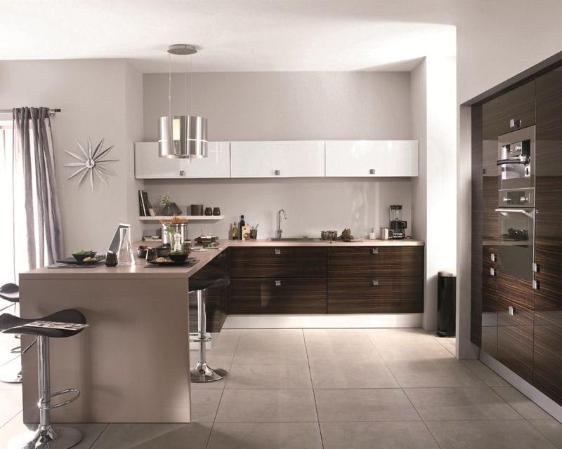 cuisine zaria d 39 hygena les nouvelles cuisines tendance journal des femmes. Black Bedroom Furniture Sets. Home Design Ideas