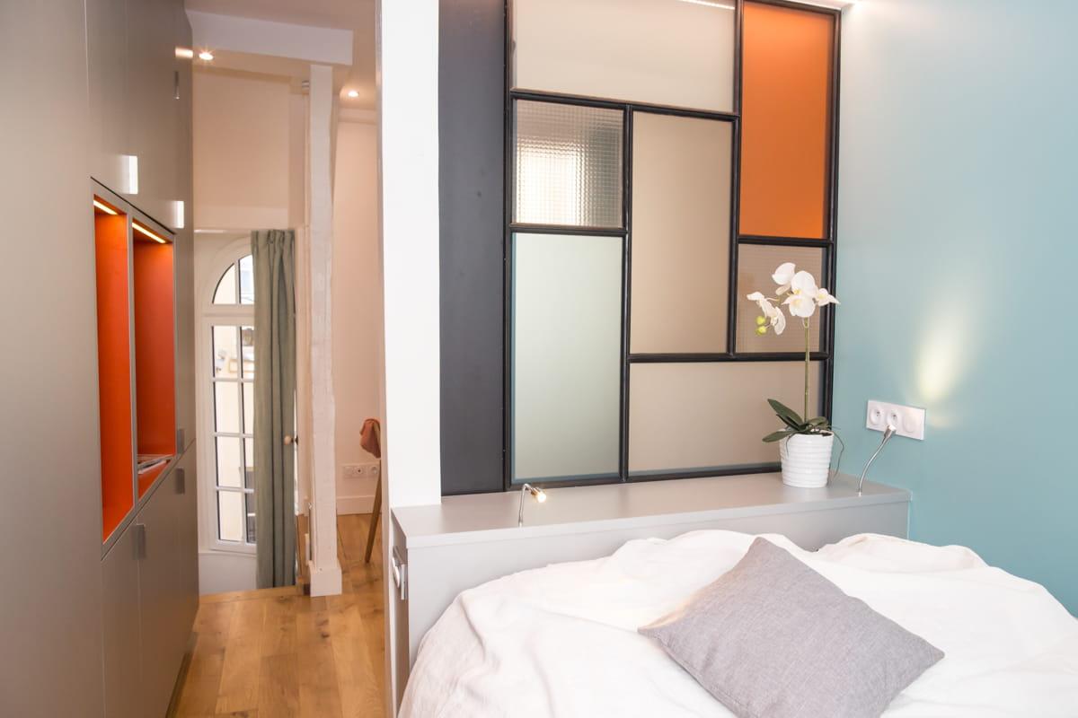 la verri re centre n vralgique de l 39 appartement. Black Bedroom Furniture Sets. Home Design Ideas