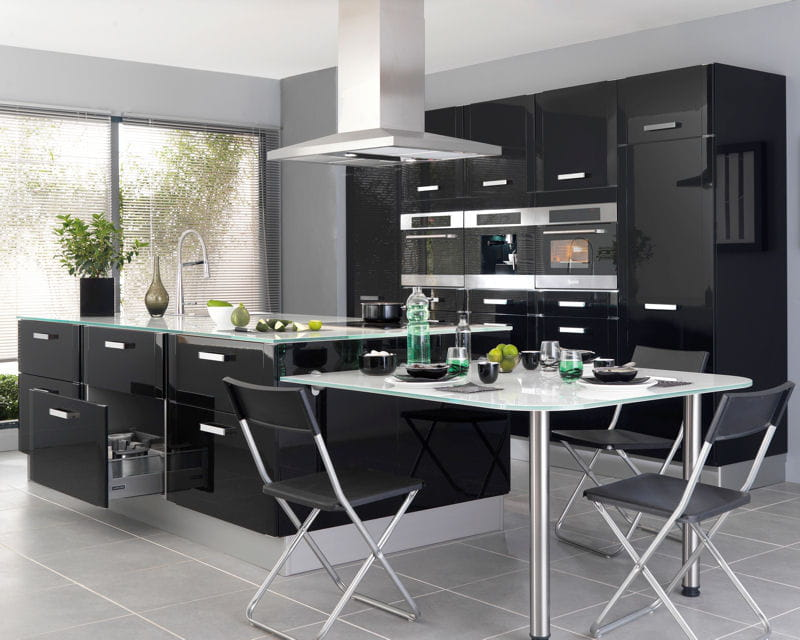 Cuisine silver de lapeyre les nouvelles cuisines for Nouvelle tendance deco cuisine