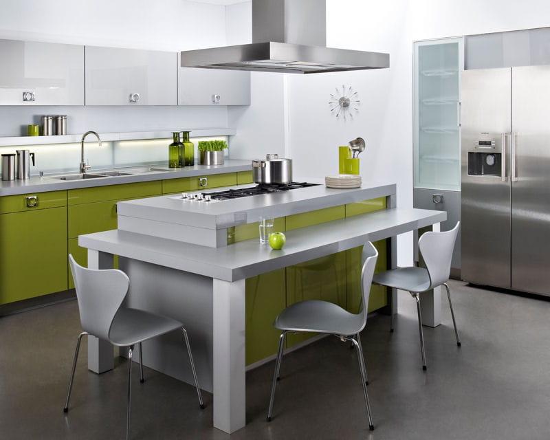 Cuisine acidul de darty les nouvelles cuisines tendance - Table de cuisine design ...
