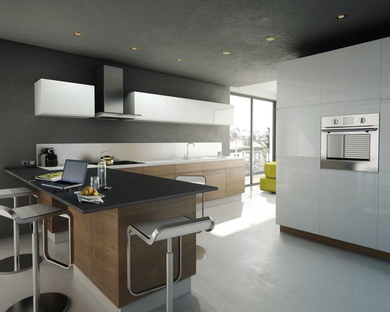Cuisine epura loft de castorama les nouvelles cuisines for Cuisine ouverte les nouvelles tendances