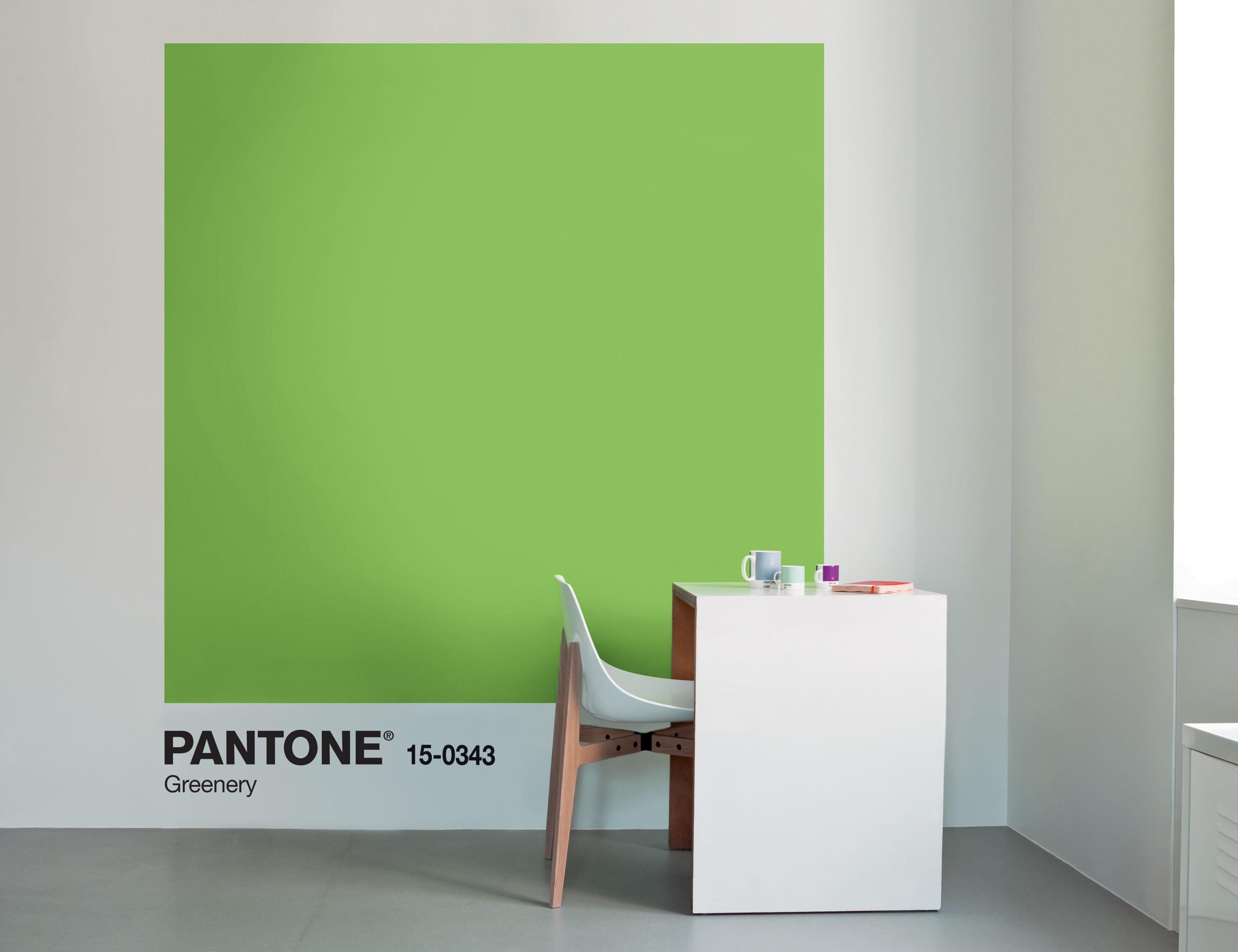 Voici la couleur de l'année 2017, selon Pantone