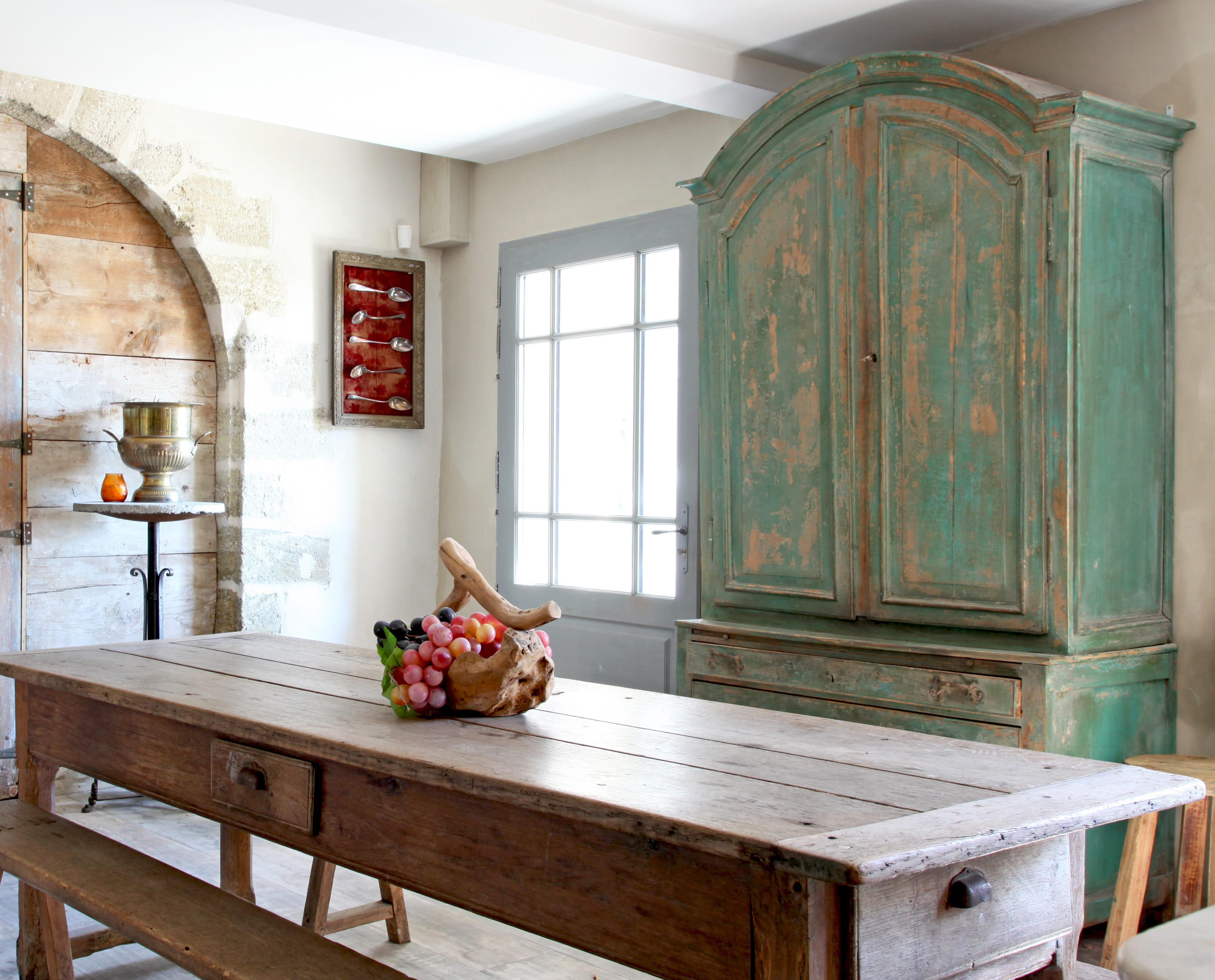 R nover meuble bois meuble bois initiales gg avant aprs - Relooker un meuble en bois ...